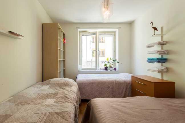 Stockholm Airbnb